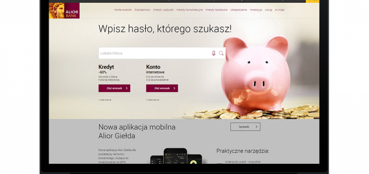 New Alior Bank portal launched