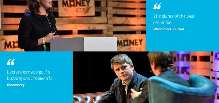 Efigence at MoneyConf in Madrid
