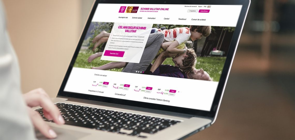 Efigence for Alior Bank in Romania
