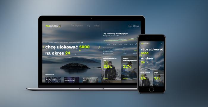 Efigence partnered in new BGŻOptima portal launch