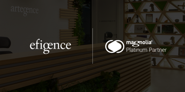Artegence and Efigence boost clients' digital environment with Magnolia CMS on a platinum level»