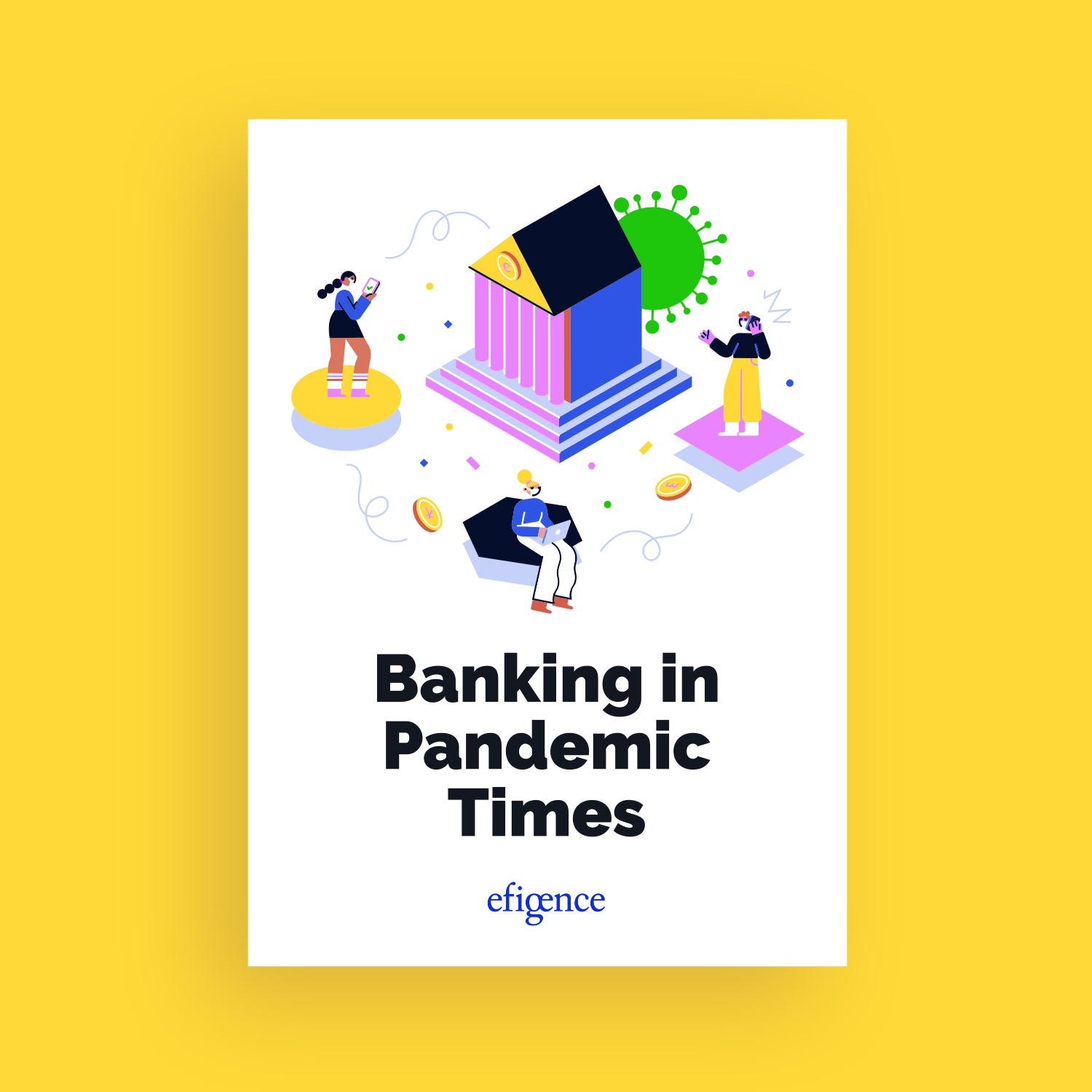Featured image - Banking in pandemic times e-book